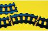 Playmobil - 7352 - 4 Curved Tracks (1-2-3)