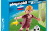 Playmobil - 4738 - Soccer Player - Russia