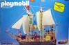 Playmobil - 0104-sch - super deluxe pirate ship