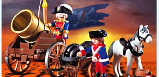 "Playmobil - 3111s2 - cannon ""dicke berta"""