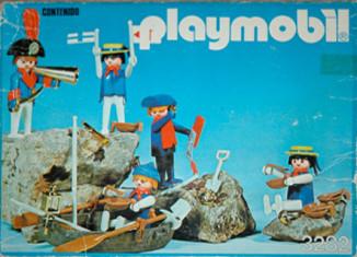 Playmobil - 3282-esp - sailors