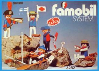 Playmobil - 3282-fam - sailors