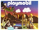 Playmobil 3830 - Kodiak Bears And Ranger - Boîte