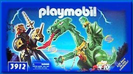 Playmobil - 3912-usa - Dragon