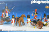 Playmobil - 3925-lyr - Redcoats with artillery train