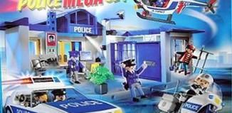 Playmobil - 4086 - Police Mega-Set