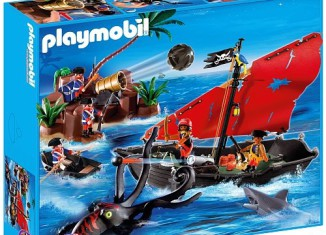 Playmobil - 5009-ger - pirates battle
