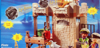 Playmobil - 5727-usa - pirate dungeon