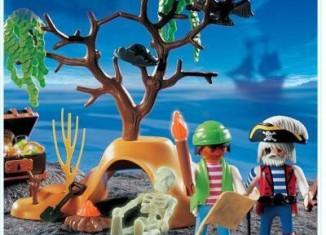 Playmobil - 5728-usa - Treasure Island