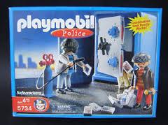 Playmobil 5734-usa - Safecrackers - Box