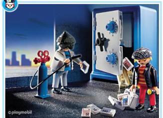 Playmobil - 5734-usa - Safecrackers