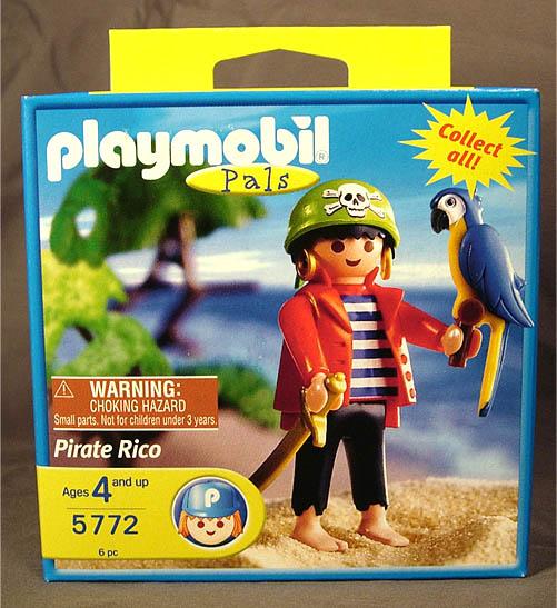 Playmobil - 5772-usa - Pirate Rico