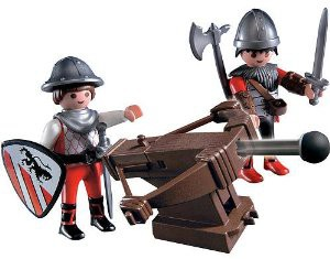 Playmobil - 5860-usa - Knights with Crossbow