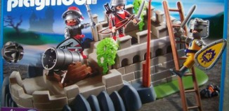 Playmobil - 5863-usa - Knights Action Set