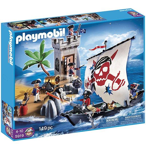 Playmobil 5919-usa - pirate bastion set - Box