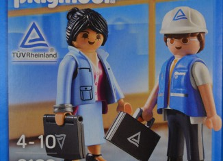 Playmobil - 6188-ger - Industrial auditors