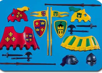 Playmobil - 7045 - Jousting Equipment