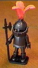 Playmobil - 7104v2 - Medieval Knight