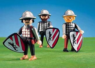Playmobil - 7124 - 3 Castle Guards
