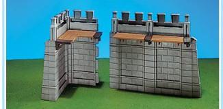 Playmobil - 7200 - Castle Extension Parts