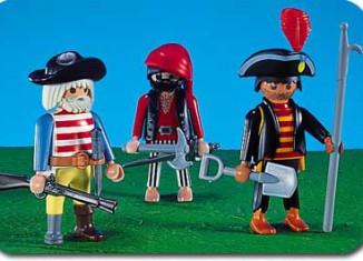 Playmobil - 7228 - 3 pirates