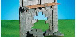 Playmobil - 7288 - Break Away Castle Wall
