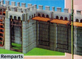 Playmobil - 7420 - Extra Walls for Castle