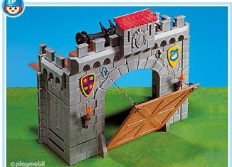 Playmobil - 7421 - Draw Bridge