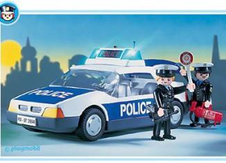 Playmobil - 7679 - Police Car