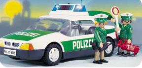 Playmobil - 7690 - Police Patrol Car