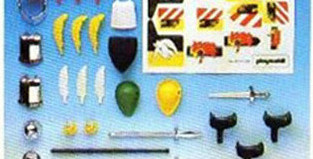 Playmobil - 7704 - Knight Accessories