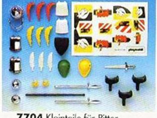 Playmobil - 7704 - Knight Accessories