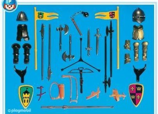 Playmobil - 7711 - Knights' Accessories