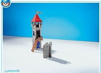 Playmobil - 7761 - Tower Extension for Knights' Empire Castle