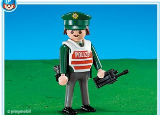 Playmobil - 7764-ger - policeman