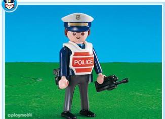 Playmobil - 7798 - Police Chief
