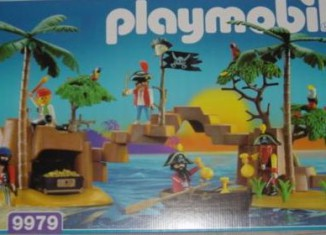 Playmobil - 9979-esp - Pirate Cove