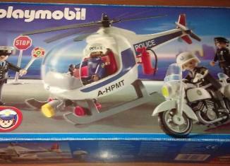 Playmobil - 9988v2-esp - Police Multi Set