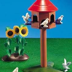 Playmobil - 7334 - Pigeon Loft