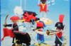 Playmobil - 13480-xat - 4 pirates