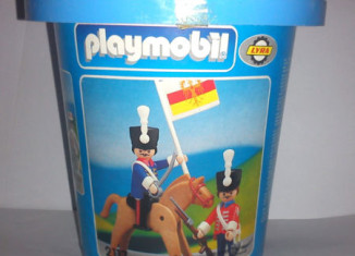 Playmobil - 2117-lyr - soldiers