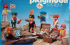 Playmobil - 23.74.6-trol - 7 pirates
