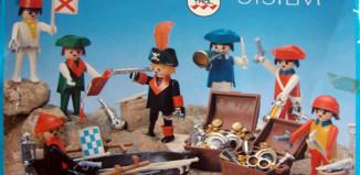 Playmobil - 23.74.6-trol - 7 pirates