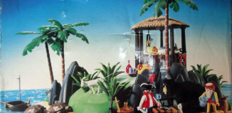 Playmobil - 30.10.31-est - treasure island