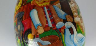 Playmobil - 3078 - Large Egg with Shepherd