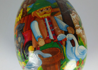 Playmobil - 3078 - Large Egg with Shepherd