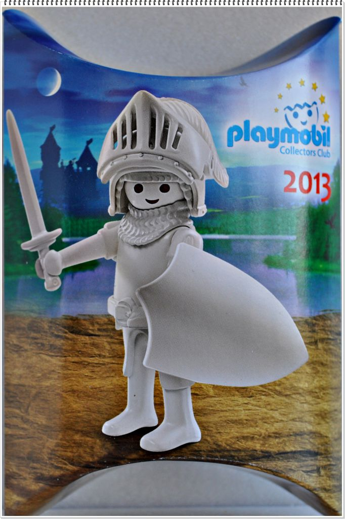 Playmobil review 30790333 caballero blanco klickypedia for Playmobil caballeros