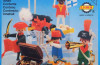 Playmobil - 3480-lyr - 4 Pirates