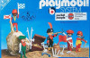 Playmobil - 3542-ken - pirates / treasure chest