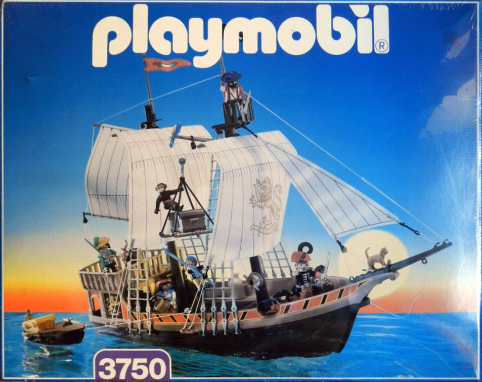 playmobil set 3750v2 esp pirate ship klickypedia. Black Bedroom Furniture Sets. Home Design Ideas